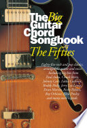 The Big Guitar Chord Songbook The Fifties