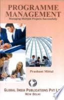 Programme Management Book