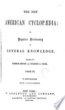 The New American Cyclopaedia Book
