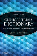 Clinical Trials Dictionary