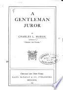 A Gentleman Juror