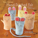 Kata Golda s Hand Stitched Felt