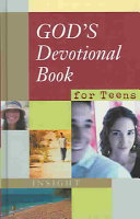 God s Devotional Book for Teens Book