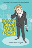Don't Burn Your Toast Pdf/ePub eBook
