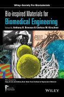 Bio Inspired Materials For Biomedical Engineering