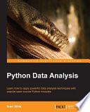 Python Data Analysis Book PDF