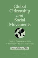 Global Citizenship and Social Movements
