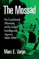Pdf The Mossad Telecharger