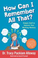 How Can I Remember All That? Pdf/ePub eBook