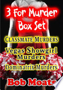 3 for Murder Box Set: Jim Richards Murder Novels
