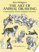 link to The art of animal drawing : construction, action analysis, caricature in the TCC library catalog