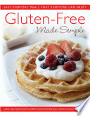 Gluten Free Made Simple PDF