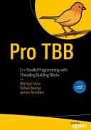 Pro TBB [Pdf/ePub] eBook