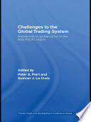 Challenges to the Global Trading System Pdf/ePub eBook