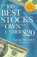The 100 Best Stocks to Own for Under  20