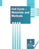 Cell Cycle Materials And Methods