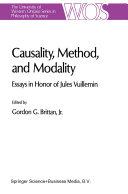 Causality  Method  and Modality