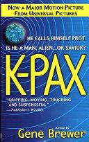 K-Pax Pdf/ePub eBook