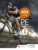 AQA A level PE Book 2