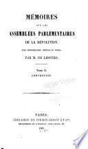 Bibliotheque des mémoires relatifs a l'histoire de France