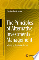 The Principles of Alternative Investments Management Book