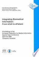 Integrating Biomedical Information Book PDF
