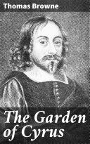 The Garden of Cyrus [Pdf/ePub] eBook