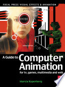A Guide to Computer Animation Book