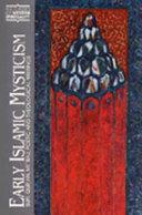 Early Islamic Mysticism