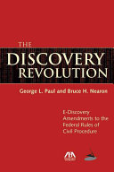 The Discovery Revolution