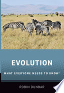 Evolution  What Everyone Needs to Know
