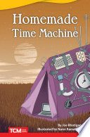 Fiction Readers  Read  Explore  Imagine   Being There  Really Gross Time Machine