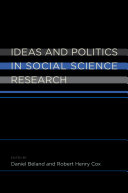 Pdf Ideas and Politics in Social Science Research Telecharger