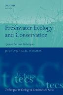 Freshwater Ecology and Conservation Pdf/ePub eBook