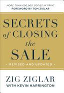 Secrets of Closing the Sale Pdf/ePub eBook