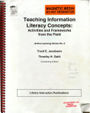 Teaching Information Literacy Concepts Book