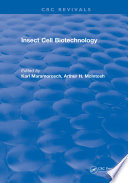 Insect Cell Biotechnology