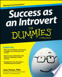 """Success as an Introvert For Dummies"" by Joan Pastor"