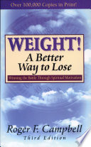 Weight  A Better Way to Lose