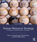 Human Resource Strategy