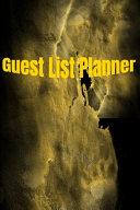 Guest List Planner
