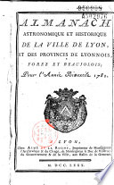 Lyon De A A Z