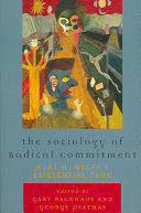 The Sociology of Radical Commitment: Kurt H. Wolff's ...