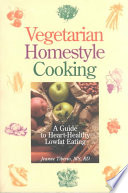 Vegetarian Homestyle Cooking Book