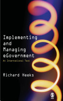 Pdf Implementing and Managing eGovernment Telecharger
