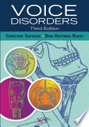 """Voice Disorders, Third Edition"" by Christine Sapienza, Bari Hoffman Ruddy"