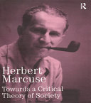 Towards a Critical Theory of Society