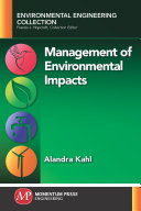 Management of environmental impacts
