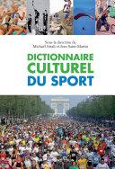 Pdf Dictionnaire culturel du sport Telecharger