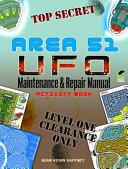 AREA 51 UFO Maintenance and Repair Manual Activity Book ebook